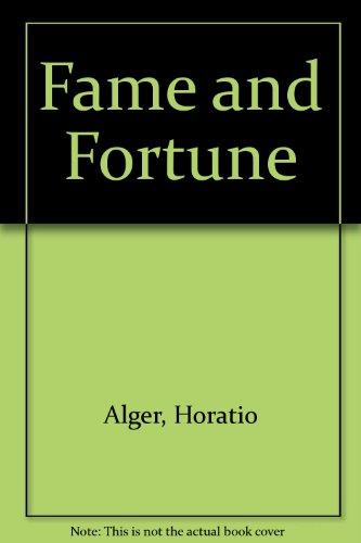 summary of horatio alger