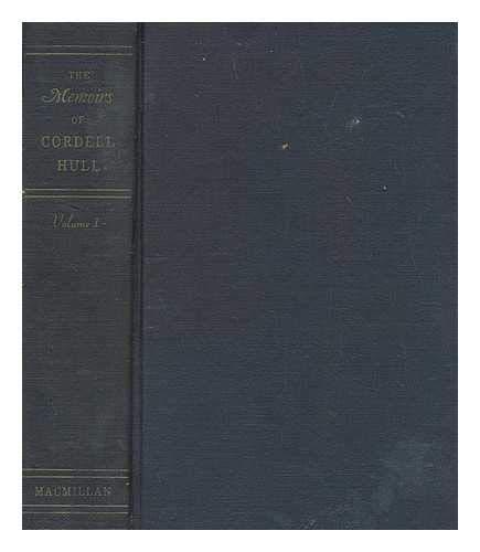 9780781248112: The Memoirs of Cordell Hull (2 Volume Set)