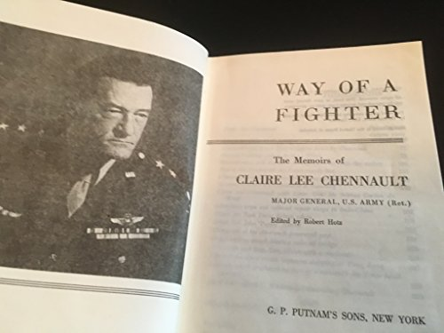 9780781248136: Way of a Fighter: Memoirs