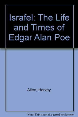 9780781254199: Israfel: The Life and Times of Edgar Alan Poe