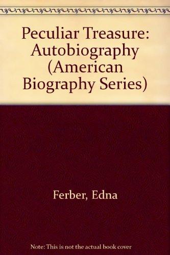 9780781281294: Peculiar Treasure: Autobiography (American Biography Series)