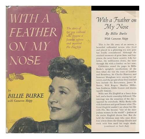 With a Feather on My Nose: Billie Burke