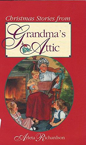 9780781400909: Christmas Stories from Grandma's Attic