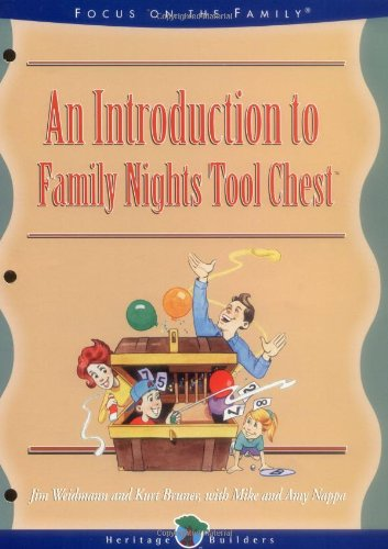 9780781400961: An Introduction To Family Nights: Family Nights Tool Chest (A Heritage Builders Book : Family Night Tool Chest Book 1)
