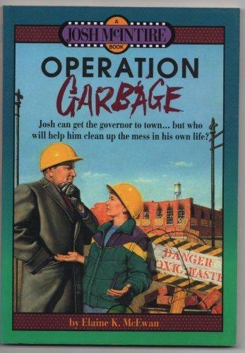 9780781401210: Operation Garbage (A Josh McIntire Book)