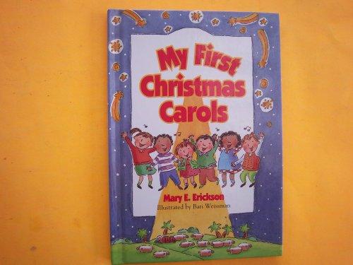 9780781402385: My First Christmas Carols