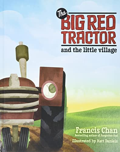 9780781404198: The Big Red Tractor and The Little Village