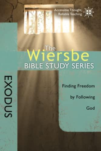 The Wiersbe Bible Study Series: Exodus: Finding: Wiersbe, Warren W.