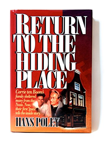 9780781409322: Return to the Hiding Place