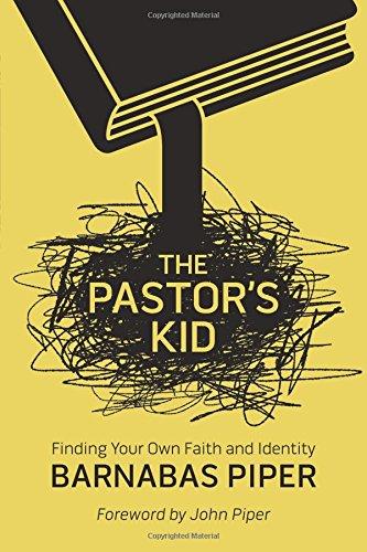 9780781410359: Piper, B: Pastor's Kid