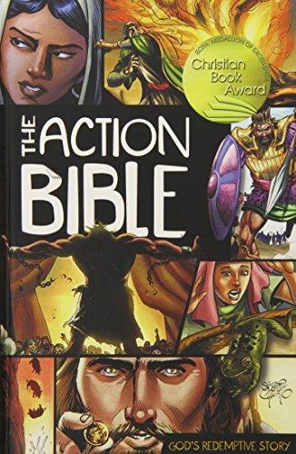 The Action Bible Bonus CD Pack (Action Bible Series): Sergio Cariello