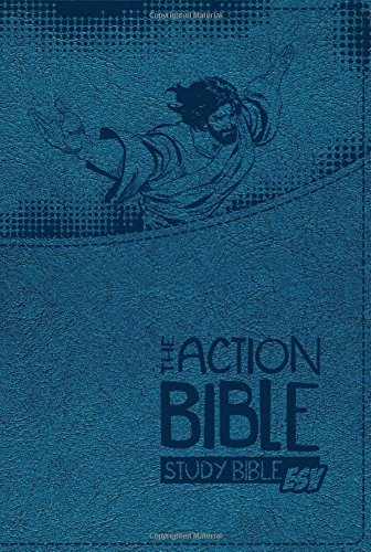 9780781413930: The Action Bible Study Bible ESV