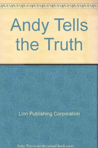 9780781415378: Andy Tells the Truth