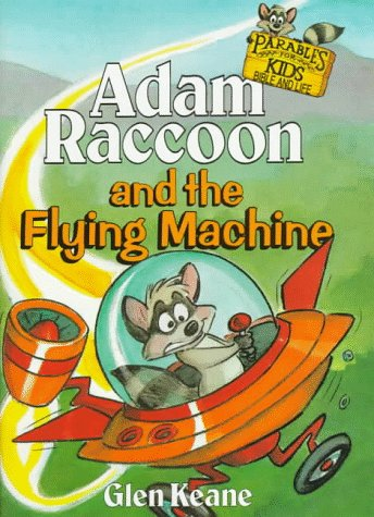 9780781430111: Adam Raccoon and the Flying Machine