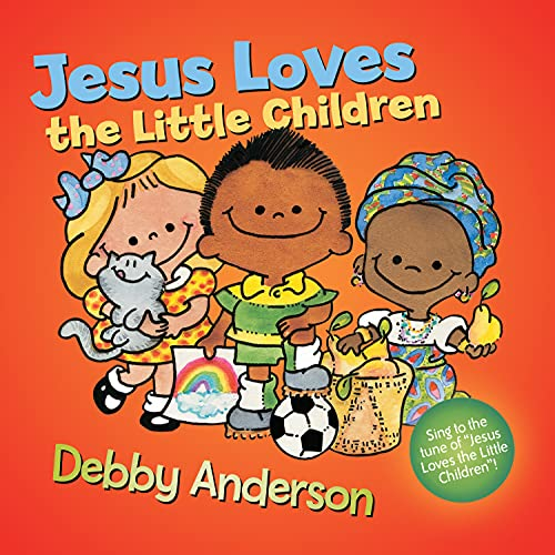 9780781430746: Jesus Loves the Little Children (Cuddle And Sing Series)
