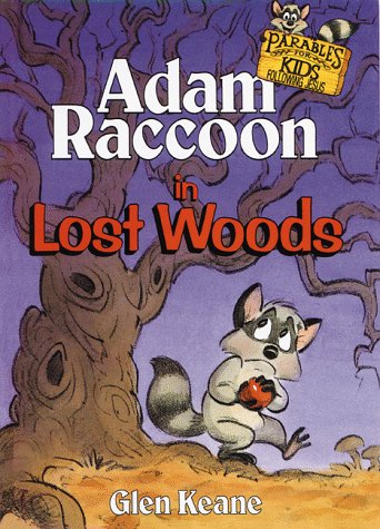 Adam Raccoon in Lost Woods (0781430887) by Glen Keane