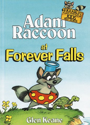 Adam Raccoon at Forever Falls (0781430895) by Glen Keane