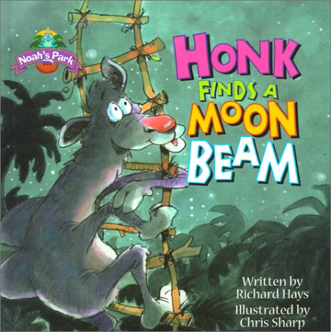 Honk Finds a Moon Beam: Richard Hays