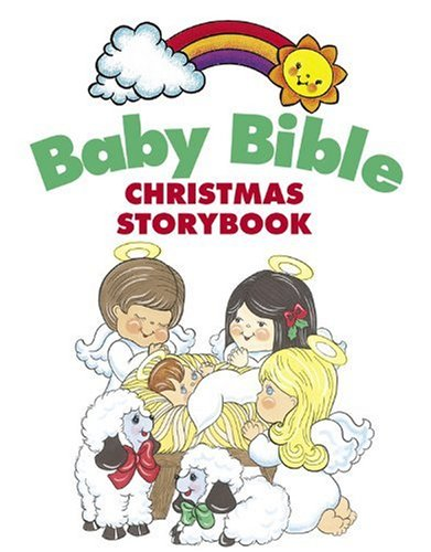 9780781436458: Baby Bible Christmas Storybook (The Baby Bible Series)