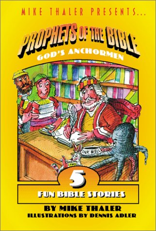 9780781436502: God's Anchorman (Prophets of the Bible)