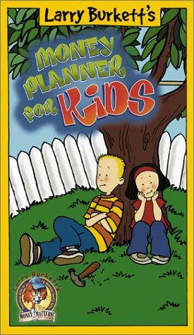Money Planner for Kids (Larry Burkett's Pocket Change Series) (0781436966) by Larry Burkett
