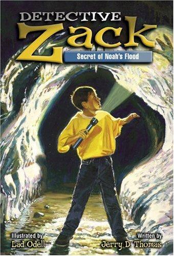 9780781437301: Secret of Noah's Flood (Detective Zack (Unnumbered Paperback))
