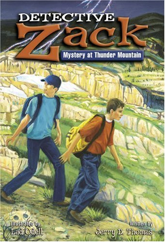 9780781437318: Mystery at Thunder Mountain (Detective Zack (Unnumbered Paperback))