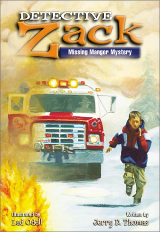 9780781437899: Detective Zack: The Missing Manger Mystery