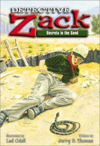 9780781438032: Detective Zack: Secrets of the Sand