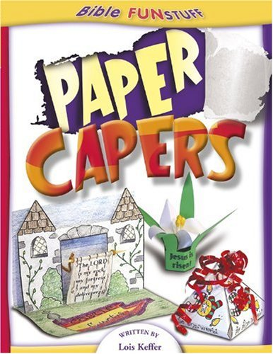 9780781438360: Paper Capers (Pond Pals Puppet Book Series)