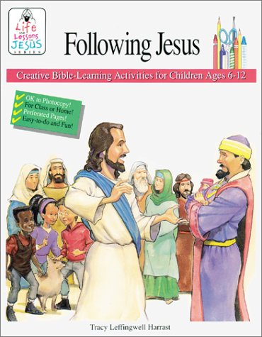 9780781438490: 2: Life and Lessons of Jesus: Following Jesus (Creative Bible Activities for Children)