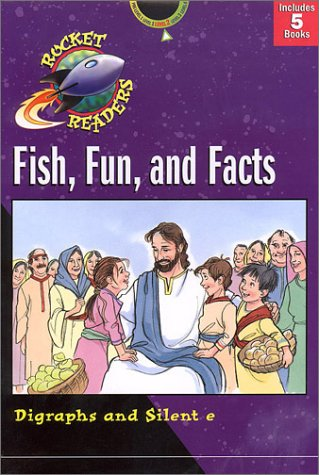 9780781438568: Fish, Fun and Facts: Digraphs and Silent E (Rocket Readers, Set 2)