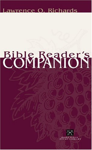 9780781438797: Bible Reader's Companion (Home Bible Study Library)