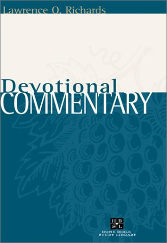 9780781438803: Devotional Commentary (Home Bible Study Library--Four Volume Series)