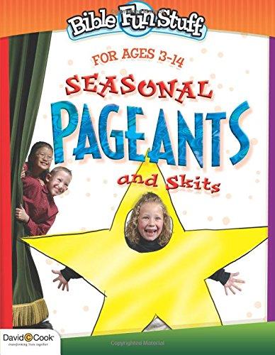 9780781439596: Seasonal Pageants and Skits (Bible Funstuff)