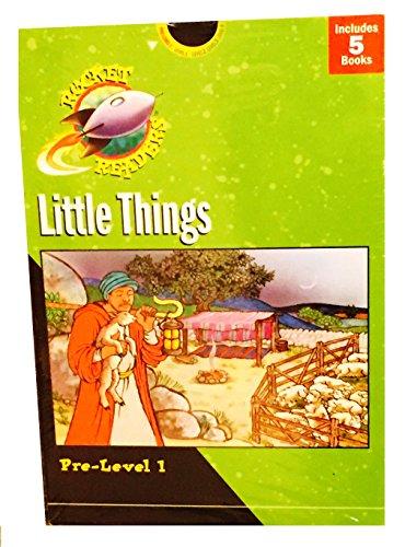 9780781439817: Little Things (Gemmen, Heather, Rocket Readers) [paperback]