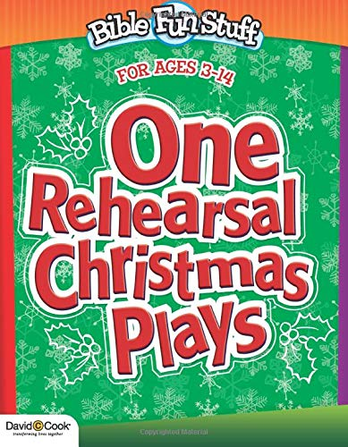 One Rehearsal Christmas Plays (Bible Funstuff): Kendra Smiley