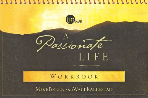 9780781442862: A Passionate Life