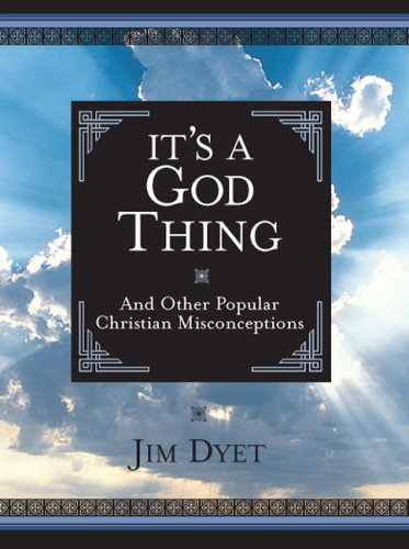 9780781442893: It's a God Thing : And Other Popular Christian Misconceptions