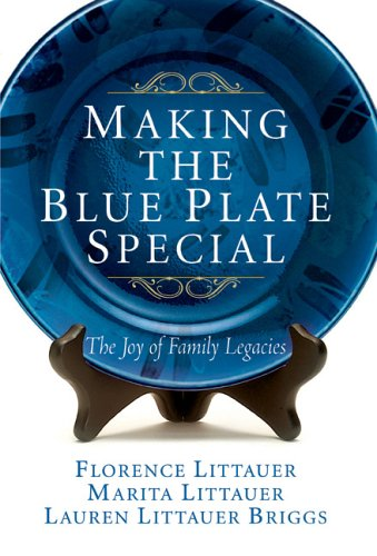 9780781442985: Making the Blue Plate Special