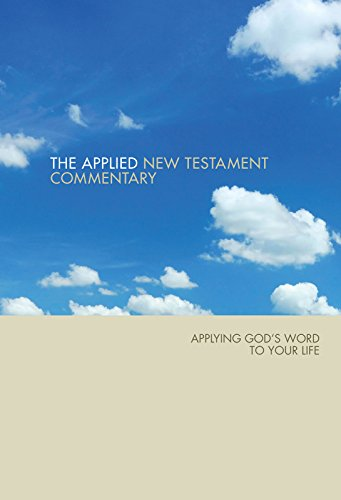 9780781448659: Applied New Testament Bible Commentary
