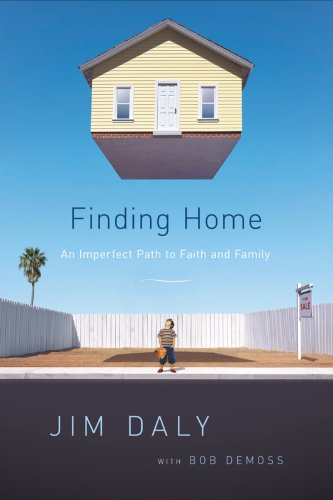 9780781448666: Finding Home: An Imperfect Path to Faith and Family