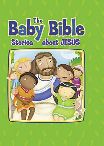 Baby Bible Stories About Jesus