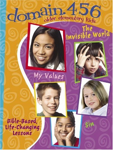 9780781454629: The Invisible World/My Values/Sin (Domain.456)