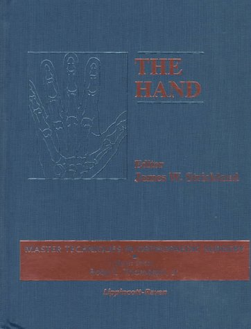 9780781700382: The Hand (Master Techniques in Orthopaedic