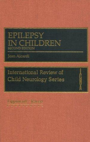 9780781701112: Epilepsy in Children