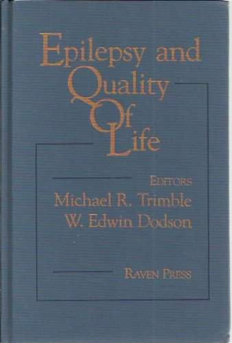 9780781701754: Epilepsy and Quality of Life