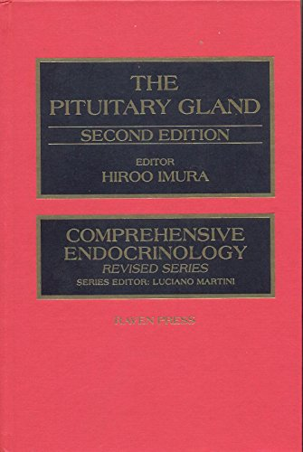 9780781702072: The Pituitary Gland (Comprehensive Endocrinology, Revised Series)