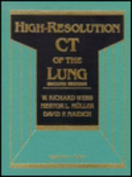9780781702171: High-Resolution CT of the Lung