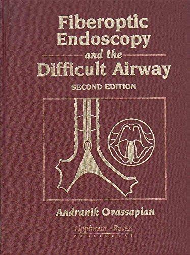 9780781702720: Fiberoptic Endoscopy and the Difficult Airway